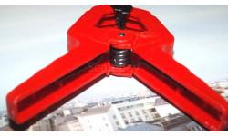 Зажим пластиковый, 50 мм, инструменты для моделизма, расходные материалы для моделизма