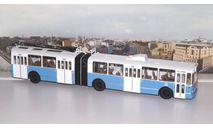 ЗиУ-10 (ЗиУ-683) троллейбус (бело-голубой)   SSM, масштабная модель, 1:43, 1/43, Start Scale Models (SSM)