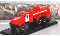 Пожарная цистерна АЦ-8,5 (КРАЗ-255Б) SSM