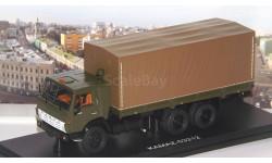 КАМАЗ-53212 бортовой (с тентом)   SSM