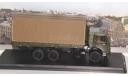 КАМАЗ-53212 бортовой (с тентом)   SSM, масштабная модель, 1:43, 1/43, Start Scale Models (SSM)
