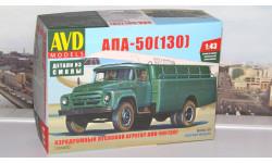 Сборная модель Аэродромный пусковой агрегат АПА-50 (130)   AVD Models KIT