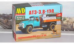 Сборная модель Топливозаправщик АТЗ-3,8-130   AVD Models KIT
