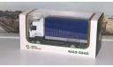 МАЗ-5340 бортовой  с тентом АИСТ, масштабная модель, 1:43, 1/43, Автоистория (АИСТ)