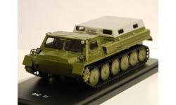 ГТ-СМ (ГАЗ 71) снегоболотоход  SSM