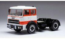 FIAT 619 N1 1980, white / orange  IXO, масштабная модель, scale43