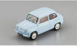 ЗАЗ 965 (1960), светло-голубой  DiP, масштабная модель, DiP Models, scale43