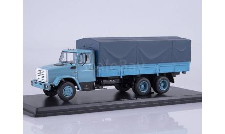 ЗИЛ-133Г40 бортовой (с тентом)    SSM, масштабная модель, scale43, Start Scale Models (SSM)