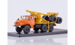 УРАЛ-43204-10 лесовоз с прицепом-роспуском   SSM