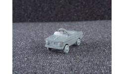 Детский педальный автомобиль «Москвич»   кит
