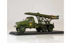Studebaker US6 БМ-13 «Катюша»   SSM, масштабная модель, 1:43, 1/43, Start Scale Models (SSM)