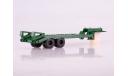 Полуприцеп-тяжеловоз ЧМЗАП-5523  АИСТ, масштабная модель, 1:43, 1/43, Автоистория (АИСТ)