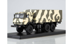 КАМАЗ-53501 Мустанг камуфляж Лесной  SSM, масштабная модель, 1:43, 1/43, Start Scale Models (SSM)