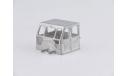Сборная модель Гусеничный трактор Т-100    AVD Models KIT, масштабная модель, 1:43, 1/43, Автомобиль в деталях (by SSM)