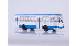 ЛИАЗ-677М городской СОВА, масштабная модель, 1:43, 1/43, Советский Автобус
