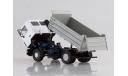 МАЗ-5550 самосвал (рестайлинг)   АИСТ, масштабная модель, 1:43, 1/43, Автоистория (АИСТ)
