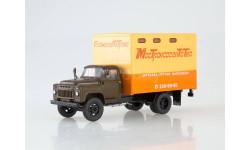 ГЗТМ-893А (52) Мебельный фургон   SSM