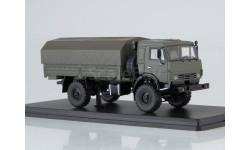 КАМАЗ-4350 4х4 Мустанг (с тентом)    SSM