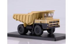 БЕЛАЗ-7522 (ранний) карьерный самосвал   SSM, масштабная модель, Start Scale Models (SSM), scale43