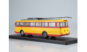 Троллейбус Skoda-9TR (красно-жёлтый)  SSM, масштабная модель, Start Scale Models (SSM), Škoda, scale43