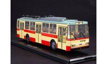 Троллейбус Skoda-14TR (красно-бежевый)  SSM, масштабная модель, Start Scale Models (SSM), Škoda, scale43