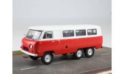 УАЗ-452К 6x6   Lastochka
