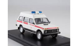 ВАЗ 2131-05 'Скорая помощь'   Lastochka