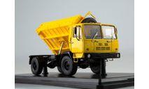 КАЗ-4540 самосвал  SSM, масштабная модель, scale43, Start Scale Models (SSM)