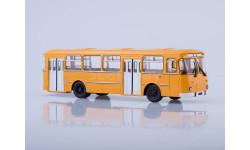 ЛИАЗ-677М городской (жёлтый)  СОВА