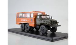 Вахтовый автобус НЕФАЗ-42112 (4320)  SSM