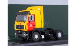 МАЗ-5440 Мосметро  SSM, масштабная модель, 1:43, 1/43, Start Scale Models (SSM)
