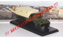 КРАЗ-214 бортовой с тентом   SSM, масштабная модель, scale43, Start Scale Models (SSM)