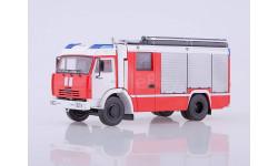 АЦ-3,2-40 (КАМАЗ-43253)  ПАО КАМАЗ, масштабная модель, 1:43, 1/43