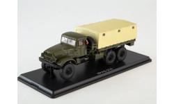 КРАЗ-214 бортовой с тентом   SSM, масштабная модель, Start Scale Models (SSM), scale43