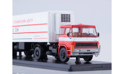 LIAZ-100.471 с полуприцепом Alka N13CH   SSM, масштабная модель, scale43, Start Scale Models (SSM), Škoda