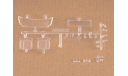 Сборная модель ЗИЛ-ММЗ-4505 самосвал   AVD Models KIT, масштабная модель, 1:43, 1/43
