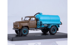 Ассенизационная машина АНМ-53 (53А)  SSM, масштабная модель, 1:43, 1/43, Start Scale Models (SSM), ГАЗ