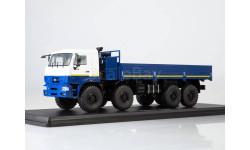 КАМАЗ-6560 бортовой (рестайлинг)    SSM, масштабная модель, Start Scale Models (SSM), scale43