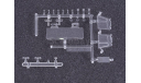 Сборная модель ЗИЛ-ММЗ-45085  AVD Models KIT, масштабная модель, 1:43, 1/43