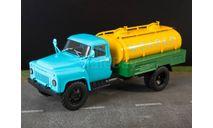 Легендарные грузовики СССР №12, АЦПТ-3,3 (53)  MODIMIO, масштабная модель, 1:43, 1/43, ГАЗ