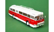 Наши Автобусы №6, Икарус-66  MODIMIO, журнальная серия масштабных моделей, scale43, MODIMIO Collections, Ikarus