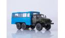 Вахтовый автобус НЕФАЗ-42112 (4320)   АИСТ, масштабная модель, Автоистория (АИСТ), УРАЛ, scale43