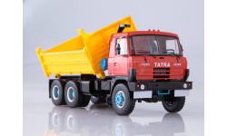 TATRA-815S3 самосвал с трёхсторонней разгрузкой SSM, масштабная модель, 1:43, 1/43, Start Scale Models (SSM)