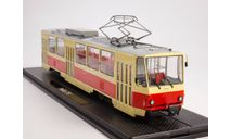 Трамвай Tatra-T6B5   SSM, масштабная модель, scale43, Start Scale Models (SSM)