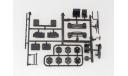 Сборная модель Кунг К66У на шасси ЗИЛ-130 AVD Models KIT, масштабная модель, 1:43, 1/43, Автомобиль в деталях (by SSM)