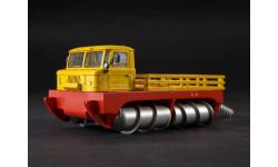 ГПИ-72 шнековый снегоболотоход   ModelPro