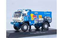 КАМАЗ 4326 'КАМАЗ-Мастер' 505   ПАО КАМАЗ, масштабная модель, scale43