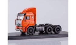 КАМАЗ-6460 седельный тягач   SSM