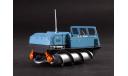 ЗИЛ-2906 Шнековый снегоболотоход  ModelPro, масштабная модель, scale43