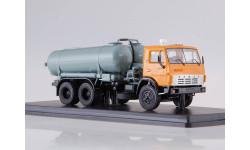 Вакуумная машина КО-505 на шасси КАМАЗ-53213  SSM